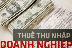 Phương pháp tính thuế thu nhập doanh nghiệp ( TNDN)